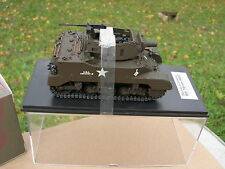 MASTER FIGHTER 1/48 TANK US Char Obusier M8 Scott 75mm HMC Alsace 45  48572US !!