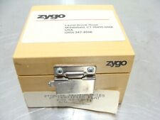 Zygo 2 Ti Certified Round Reference Flat 02 C2 Ti For Laser Interferometer