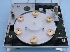 TRANSCRIPTOR / MICHELL ACRYLIC AUDIO CLASSIQUE PLATTER MAT - A SUPERB UPGRADE
