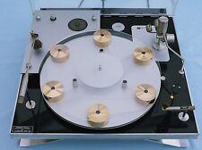 TRANSCRIPTOR / MICHELL ACRYLIC AUDIO CLASSIQUE PLATTER MAT - A SUPERB UPGRADE