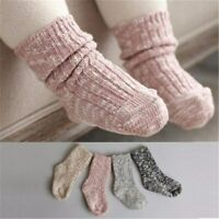 Baby Socks New Lovely Soft Newborn Toddler Infant Kids Girls Boys  Non Slip Sock