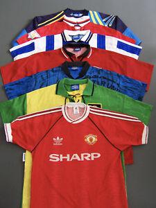 Manchester United Shirts Home Away Third Shirt Adidas Nike Umbro Man Utd Vintage