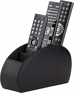 Desktop storage manager TV remote control stand stationery pen case