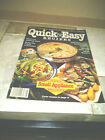 Better Homes and Gardens Quick & Easy Small Appliance Recipes 1979 Magazine photo