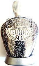 Black 20x Bronzer Tanning Bed Lotion by Designer Skin