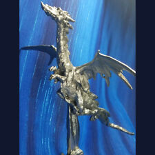 Flight Dragon Pewter Figurine Us Made