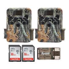 Browning Strike Force Extreme Juego Cámara (2) con tarjeta 16GB (2) y lector