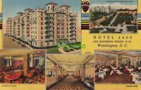 Postcard Hotel 2400 Washington DC