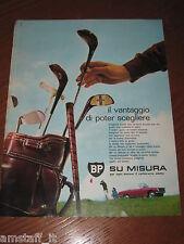 AE14=1963=BP CARBURANTE SU MISURA=PUBBLICITA'=ADVERTISING=WERBUNG=