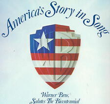 """America'S Story In Song""-Piano/Vocal/Gu itar Chords Music Book Rare Out Of Print"