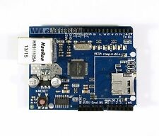 ARDUINO W5100 Ethernet Shield (NEW, SHIP FROM USA)