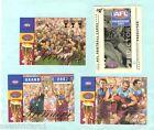 2003 SELECT XL AFL REDEEMED BRISBANE LIONS PREMIERSHIP PREDICTOR CARD SET