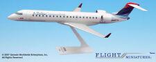 Flight Miniatures Delta Connection ASA 2000 Bombardier CRJ700 1:100 Scale N701EV