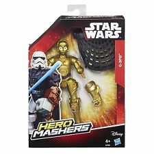 Star Wars Hero Mashers Episode VI Return of the Jedi C-3PO Figure (B3769) Hasbro