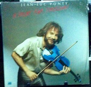 JEAN-LUC  PONTY A Taste For Passion Released 1979 Vinyl/Record Album US pressed