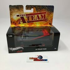 The A Team 1:50 Scale * Hot Wheels Elite * M4