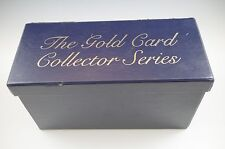 26 PROMINT 22 KARAT GOLD CARDS COLLECTOR SERIES COA BASEBALL WITH DISPLAY CASE