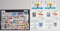 ST. VINCENT 1990-92 OLYMPICS XF Cpl. MNH** Sets + Sheets, Sport, Jeux-Olympique