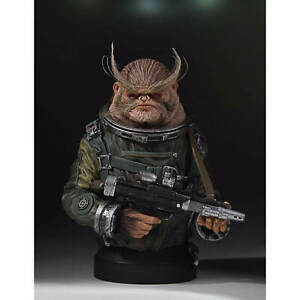 Star Wars Rogue One - Bistan 1/6 mini bust statue Gentle Giant Ltd #1500 New