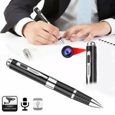 1080p Full HD PEN Nanny Video/Voice Hidden Cam Recorder Camera Mini DV Camcorder
