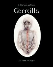 Carmilla - von J. S. Le Fanu - illustrationen von Beatriz Martin Vidal