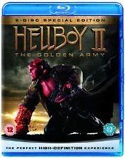 Hellboy 2 - The Golden Army 5050582587807 With Ron Perlman Region B