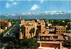 CPM MAROC-Marrakech-Avenue Mohamed V et Grand Atlas (328946)