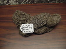 Acr/Poly/ Novelty Yarn 1040YPP  4.ounce skein. Color Mandarin .