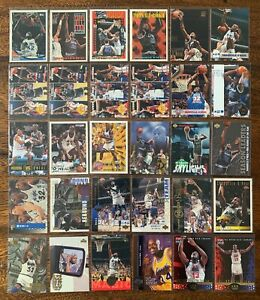 (90) Card Lot Shaquille O'Neal Cards - Orlando Magic, Los Angeles Lakers