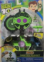 New Ben 10 Micro Omnitrix Playset Cartoon Network Fun Kids Playmates Toys IN BOX