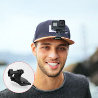 Quick-Release Backpack Cap Hat Clip Mount Clamp For Gopro Hero 8 7 5 4 3+ Camera