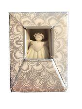 Margaret Furlong Carriage House Studio Heart Shell 4� Ornament