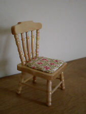Dining Room Vintage Miniature Chairs for Dolls