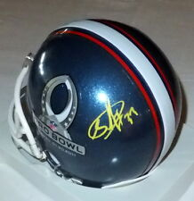 MICHAEL GRIFFIN Titans Autographed Pro Bowl 2011 Mini Helmet including BDS COA