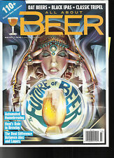 ALL ABOUT BEER MAGAZINE  MARCH, 2017  VOL. 38  NO. 1   110 + EXPERT BEER REVIEWS