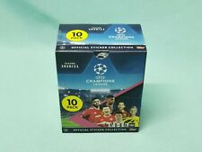 Topps Champions League Sticker 2020/2021 1 x Display / 30 Tüten / 300 Sticker