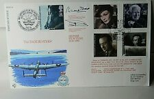 More details for ww2 617 sqdn dam busters actor richard todd guy gibson  dam busters signed cover