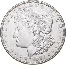 1921-S Morgan Silver Dollar - Last Year Issue 90% $1.00 Bullion *765