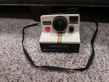 Vintage Polaroid SX-70 Rainbow One Step Land Camera