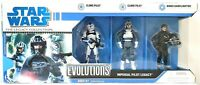 Star Wars Imperial Pilot Legacy The Legacy Collection Evolutions Action Figure