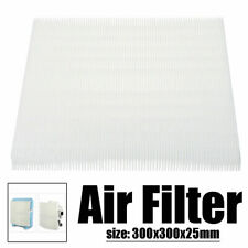 Replacement Air Purifier Filter HEPA Dust Filter for Air Cooler Fan Conditioner