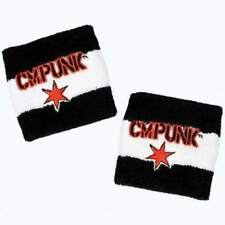 CM Punk Best in the World Wristbands WWE Authentic NEW Set 2