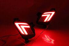 LED Car Rear Fog Light Trunk Reflector Bumper Lamp Len For Mazda CX-5 13-18