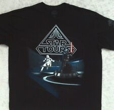 Disney Star Wars Star Tours 2011 Launch Collection T Shirt _ Size 2XL