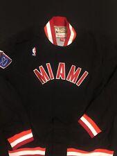 Mitchell & Ness 96-97 OG Miami heat 50th Anniversary Warm Up Jacket Size XL New
