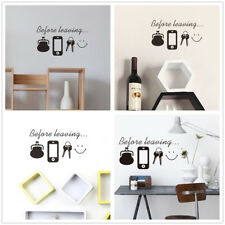 DIY Art Mural Home Adorn Wall Stickers Family Letter Removable Vinyl Decal