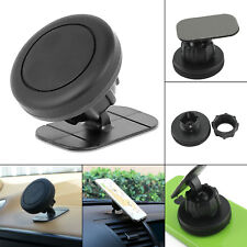 Car Mount Holder Universal Stick On Dashboard Magnetic For GPS Mobile Phone