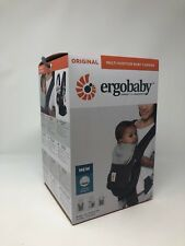 Ergobaby Original Ergonomic Multi Position Starry Sky Baby Carrier Black