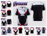 Avengers 4 Endgame Quantum War 3D Printed T shirts Men Compression Shirt Cosplay