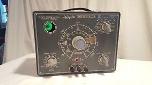Vintage Lafayette Model LC-15 Condenser Checker